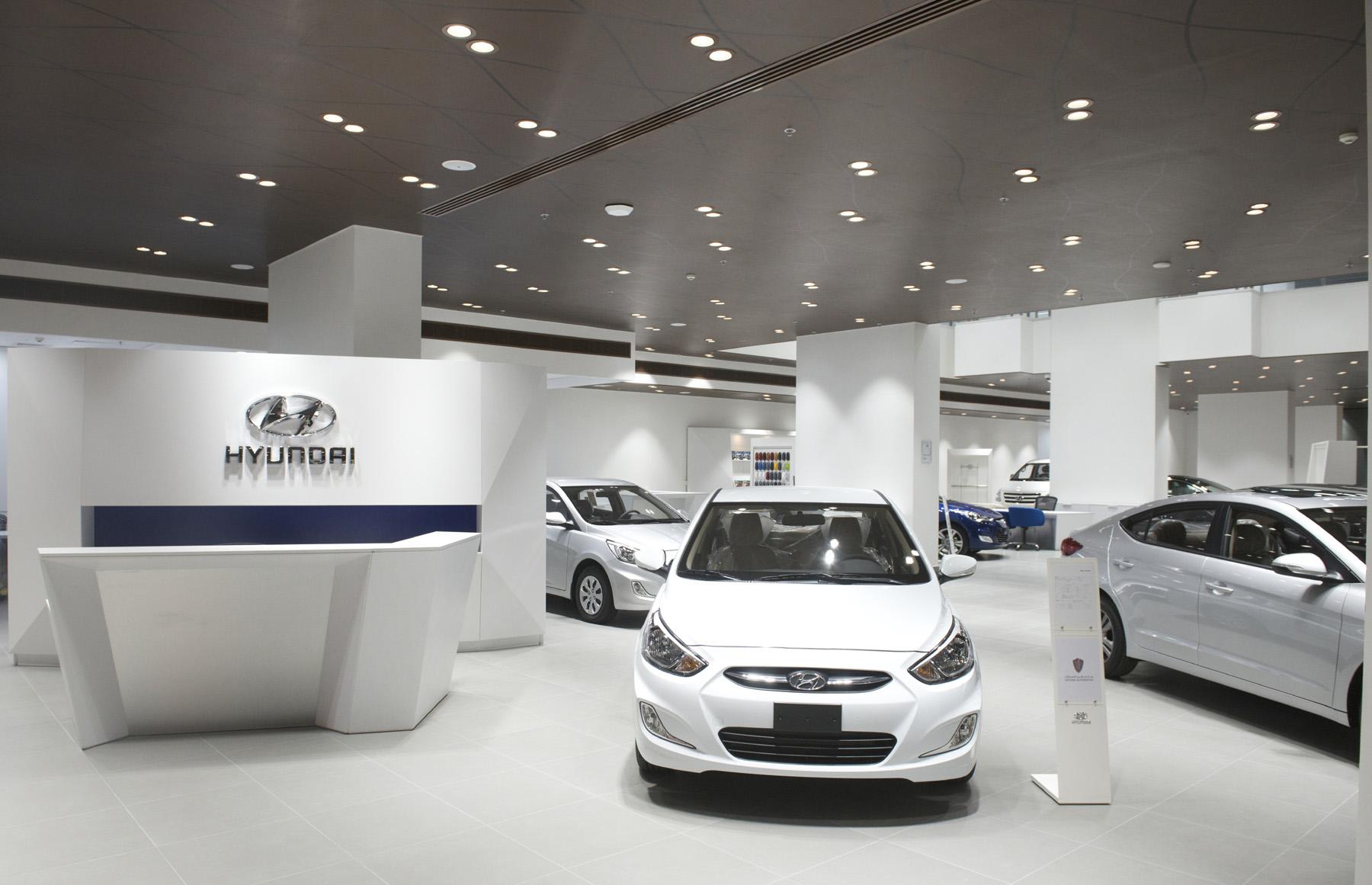 هيونداي موتور تعين سكايلاين للسيارات موزعاً رسمياً في قطر