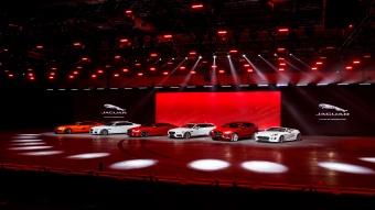 جاكوار تستعرض 6 سيارات جديدة خلال مشاركتها في معرض دبي الدولي للسيارات