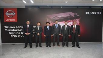 نيسان توقع اتفاقية تعاون جديدة مع مصانع كلورايد في مصر