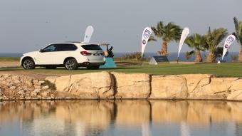 ختام البطولة الواحدة والعشرين من سلسة بطولات كأس BMW العالمية للجولف في مصر