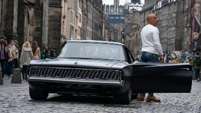 دودج تشارجر بمحرك مثبت بالمنتصف تشارك في فيلم Fast and Furious 9 الجديد !