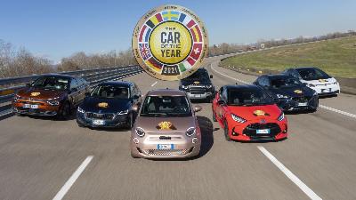 تعرف علي السيارة الفائزة بجائزة سيارة العام الاوروبية 2021 !