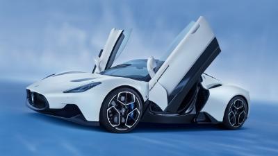 مازيراتي MC20 تفوز بجائزة في مسابقة تصميم المنتجات الأوروبية 2021